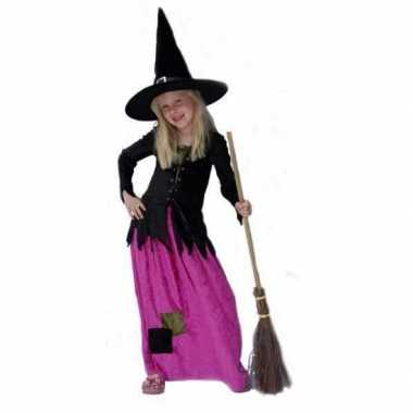 Heksen carnavalskleding voor meisjes