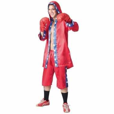 Heren carnavalskleding bokser