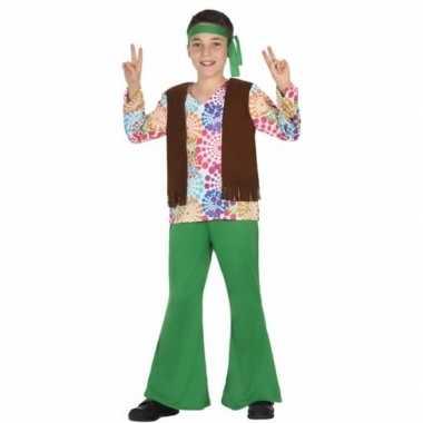 Hippie carnavalskleding voor kinderen