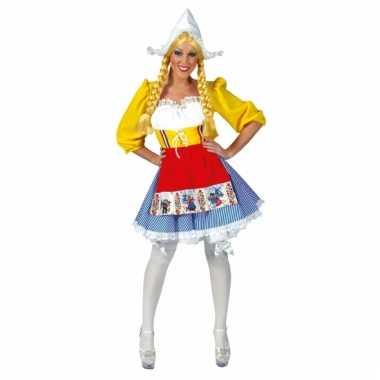 Holland klederdracht carnavalskleding