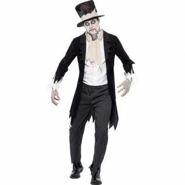 Horror bruidegom carnavalskleding