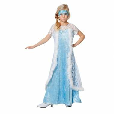 Ijsprinses carnavalskleding voor meisjes