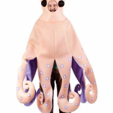 Inktvis carnavalskleding voor volwassenen 10043009