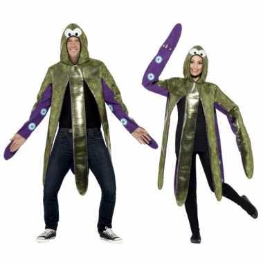 Inktvis carnavalskleding voor volwassenen