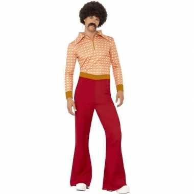 Jaren 70 seventies carnavalskleding voor heren