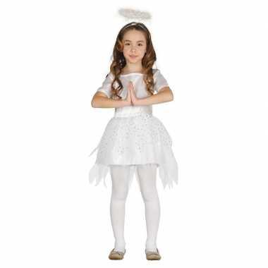 Kerst engel raziel carnavalskleding/jurk voor meisjes