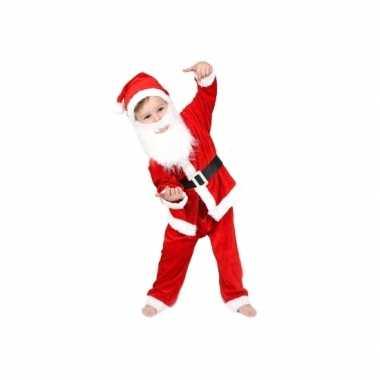 Kerstman carnavalskleding voor jongens en meisjes