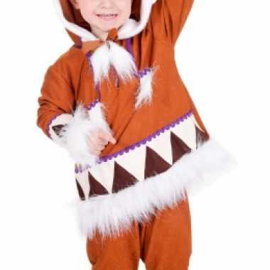Kids eskimo carnavalskleding