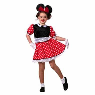 Kinder carnavalskleding van muizen