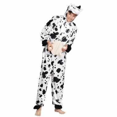 Koeien dieren carnavalskleding voor kinderen