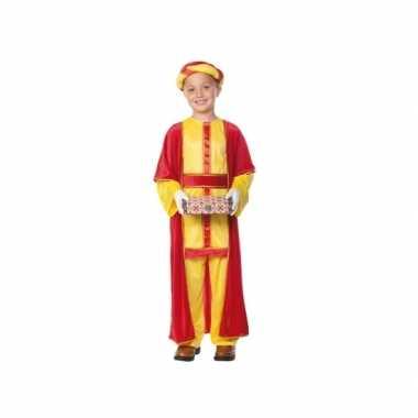 Koning balthasar carnavalskleding kinderen