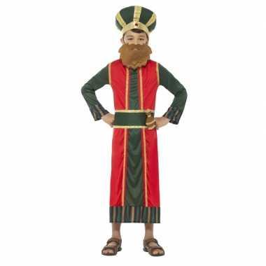 Koning caspar carnavalskleding voor jongens 3 koningen kerst carnaval
