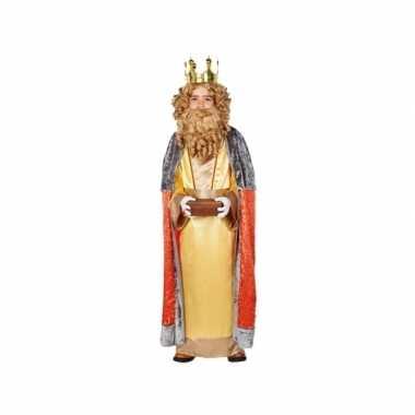 Koning casper carnavalskleding kinderen
