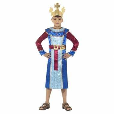 Koning melchior carnavalskleding voor jongens 3 koningen kerst carnav