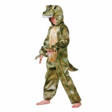 Krokodillen carnavalskleding voor kids
