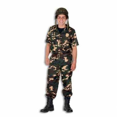 Leger carnavalskleding voor mannen