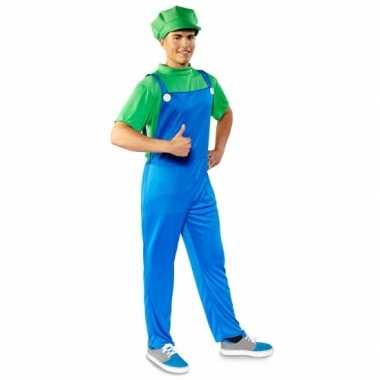 Luigi heren carnavalskleding