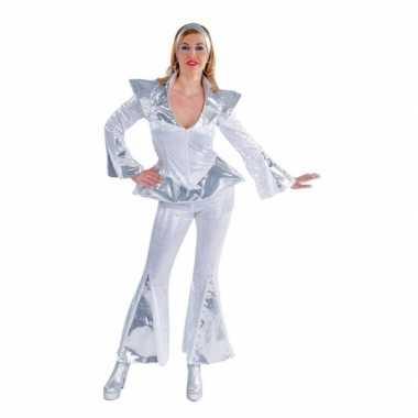 Luxe abba carnavalskleding voor dames