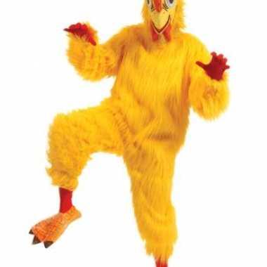 Luxe dieren carnavalskleding kip
