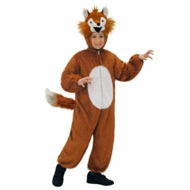 Luxe vos carnavalskleding voor kids