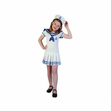 Marine carnavalskleding voor meisjes