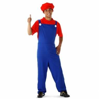 Mario heren carnavalskleding