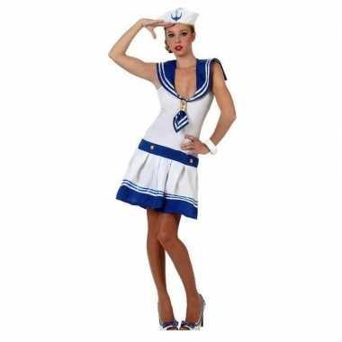 Matroos carnavalskleding voor dames