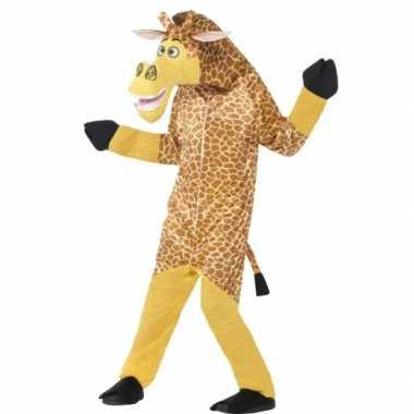 Melman de giraffe carnavalskleding voor kinderen