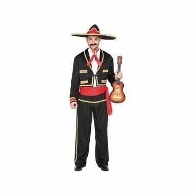 Mexicaans carnavalskleding voor heren