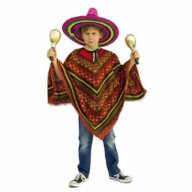 Mexicaanse carnavalskleding voor kinderen