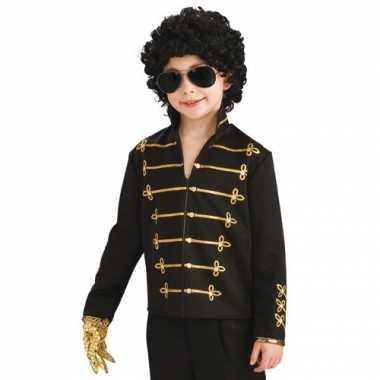 Michael jackson carnavalskleding kinderen