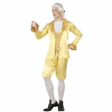Middeleeuwse lakei carnavalskleding voor heren