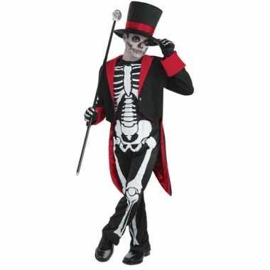 Mr. bone jangles carnavalskleding voor kinderen