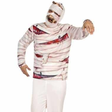 Mummie carnavalskleding voor heren