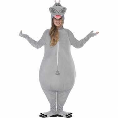 Nijlpaard gloria carnavalskleding voor kinderen
