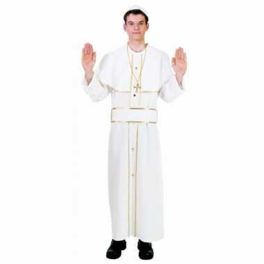 Paus carnavalskleding voor volwassenen