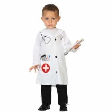 Peuter carnavalskleding dokter