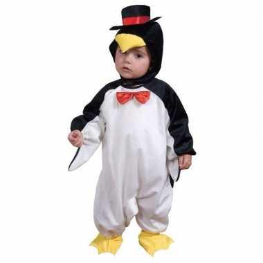 Pinguin carnavalskleding voor peuters