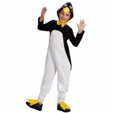 Pinguin tux carnavalskleding voor kinderen