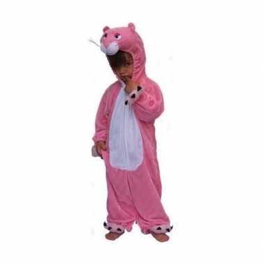 Pink panter carnavalskleding kinderen