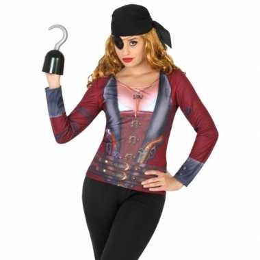 Piraat carnavalskleding voor dames