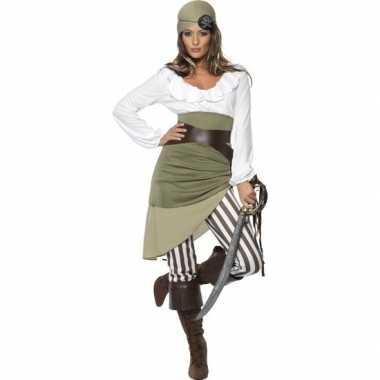 Piraten carnavalskleding voor dames