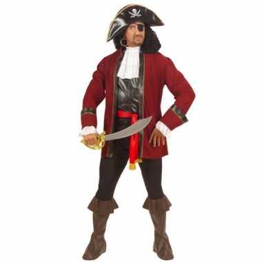 Piraten carnavalskleding voor heren