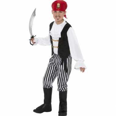 Piraten carnavalskleding voor kinderen