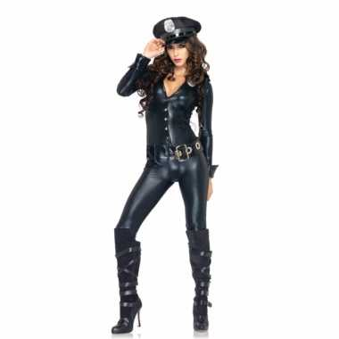 Politie officer payne sexy carnavalskleding voor dames