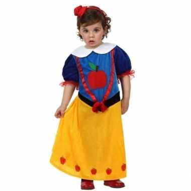 Prinsessen baby carnavalskleding