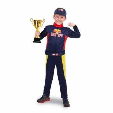 Race/formule 1 carnavalskleding voor jongens