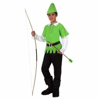 Robin hood kinder carnavalskleding