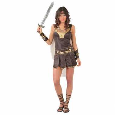 Romeinse gladiator carnavalskleding dames