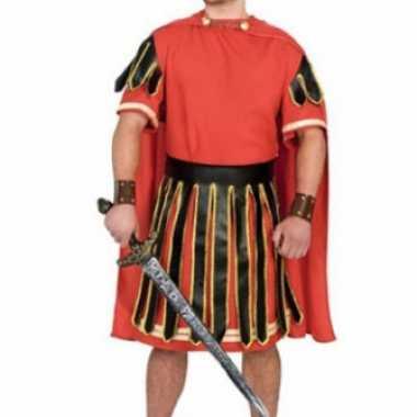 Romeinse gladiator carnavalskleding voor heren